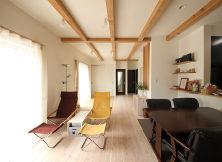 2人で住む平屋の家2